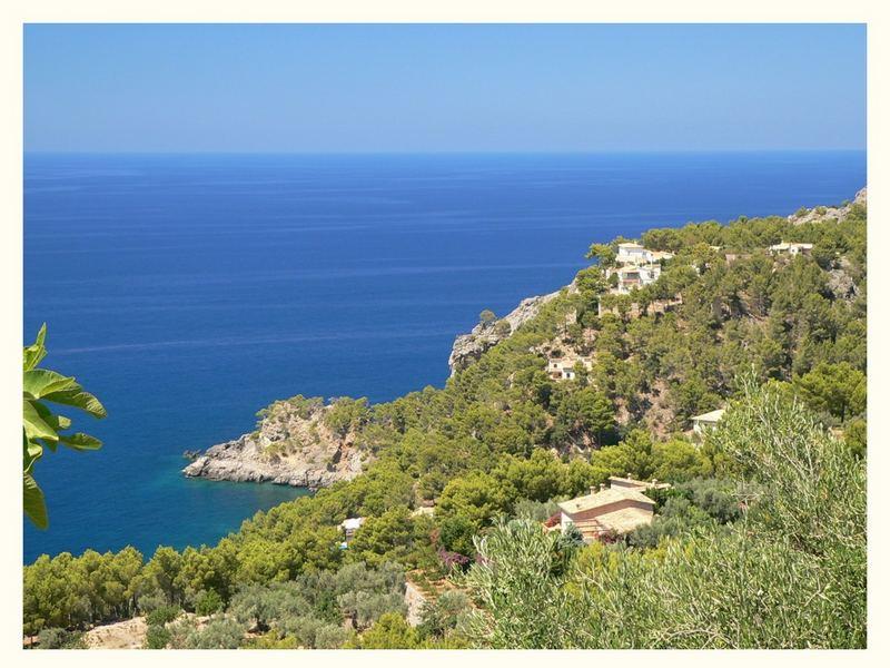 An der Nordwestküste von Mallorca......