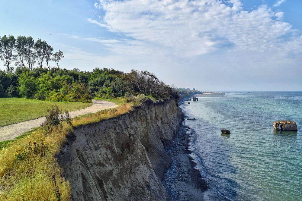 An der Ostseeküste
