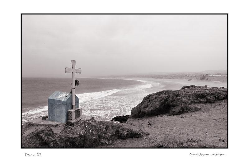 An der Pazifikküste