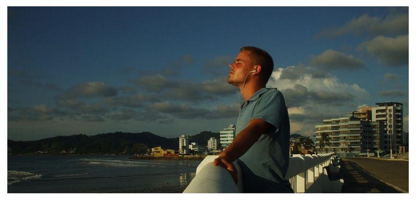 An der Promenade von Bahia