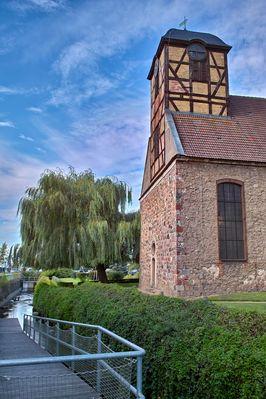 An der Sabinenkirche