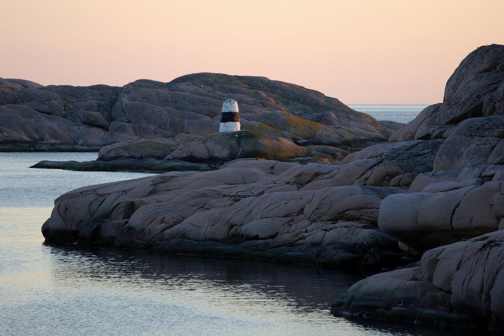An der Schärenküste Bohusläns