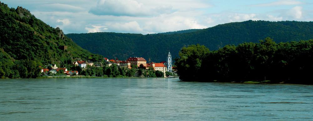 Various - An Der Schönen Blauen Donau