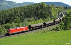An der schönen Semmeringbahn