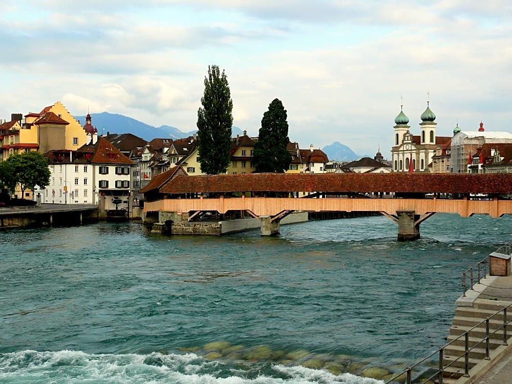 An der Spreuerbrücke