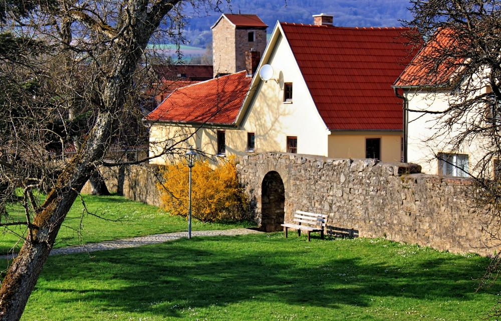 An der Stadtmauer (5)