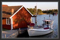 an der südschwedischen Ostküste...