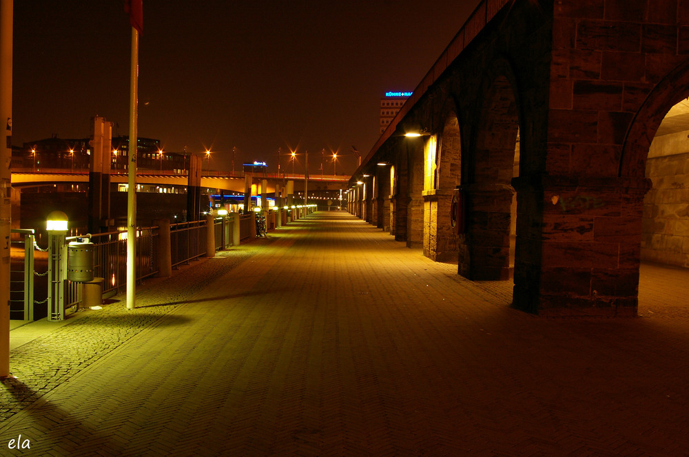 An der Tiefer in Bremen