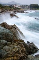 An der wilden Küste Korsikas