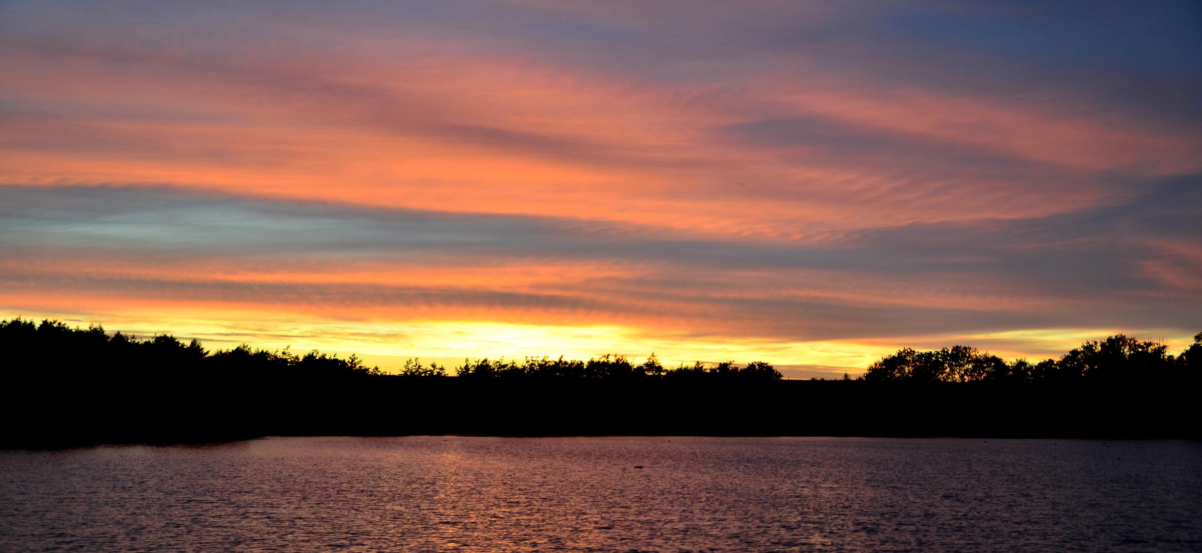 --- An einem See...............