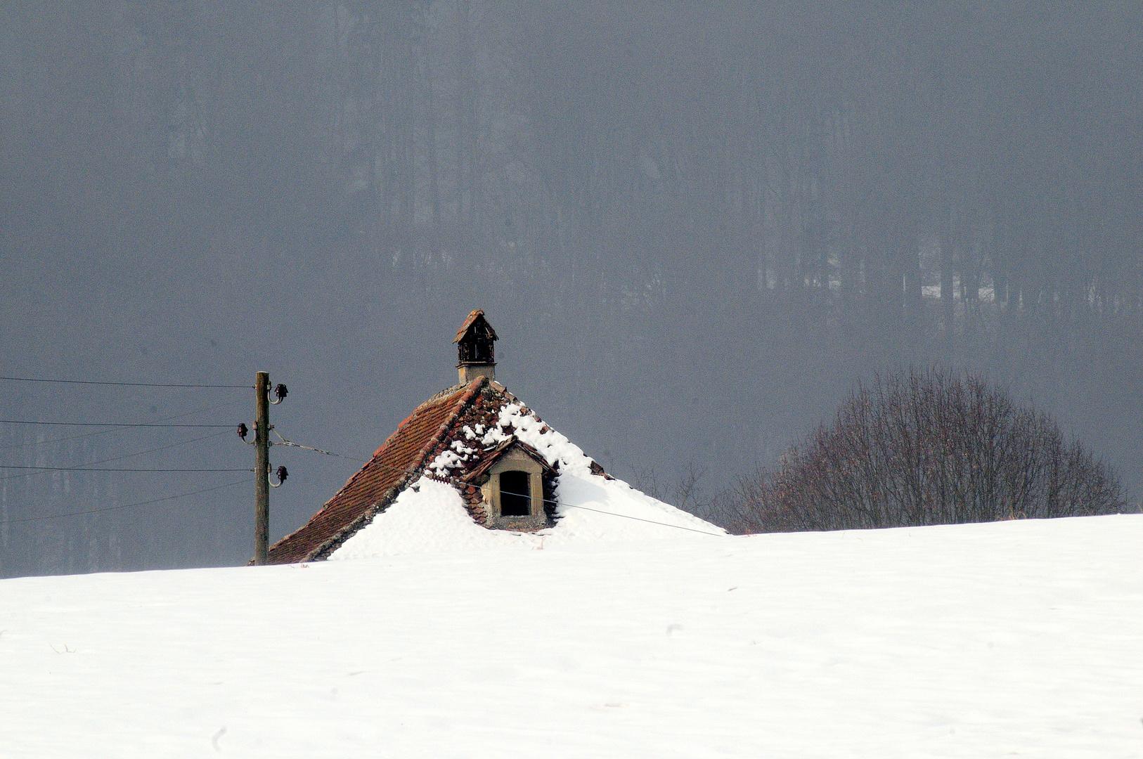 An einen Winter, der keiner ist