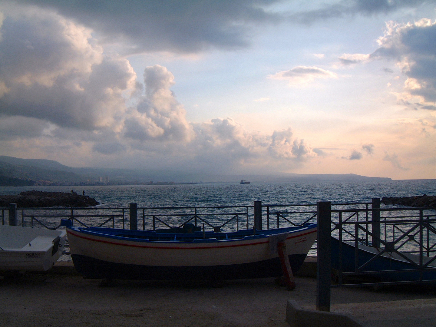 An Evening in Pizzo