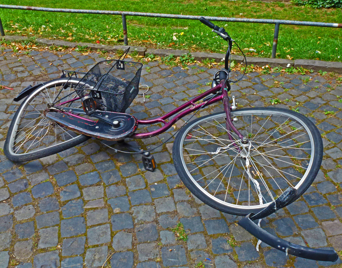 """""""An meinem Fahrrad ist alles dran !"""""""