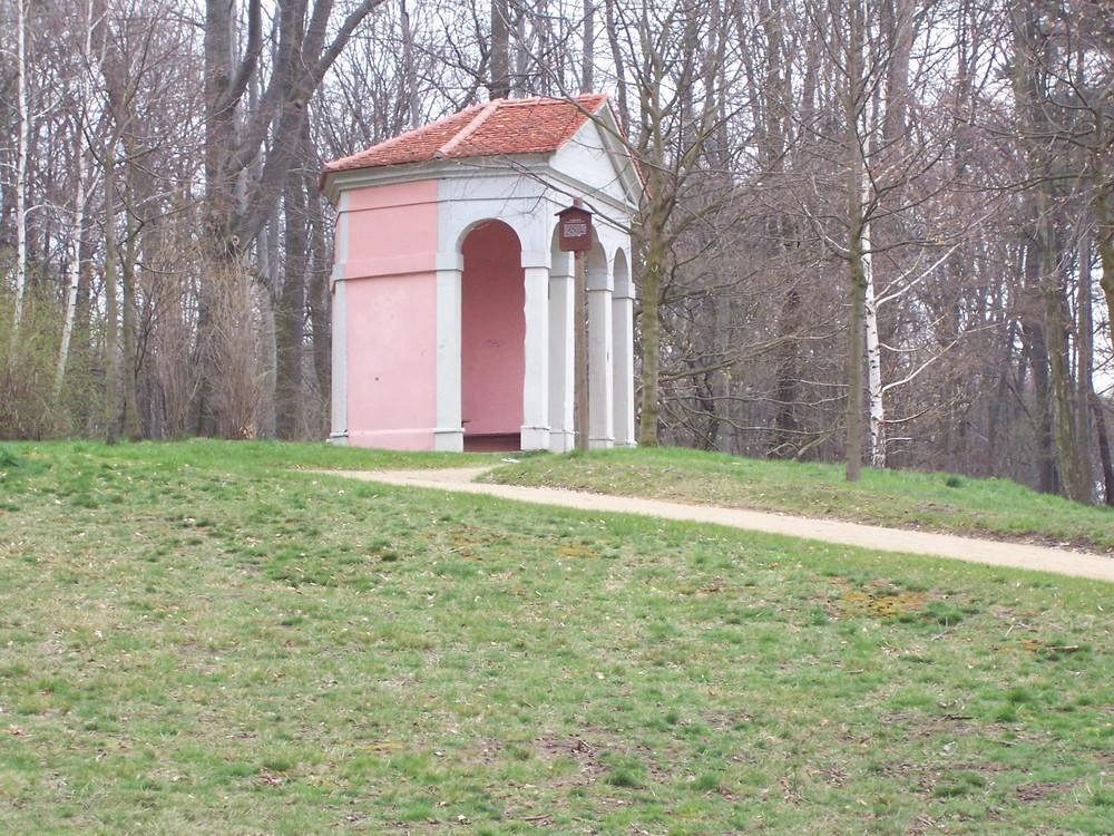 an nem Park am Schloss Machern