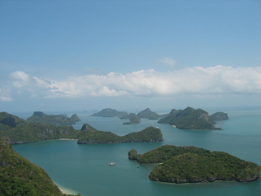 An Thong National Marine Park