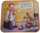 An Weihnachten leben Osterhasen sicherer !