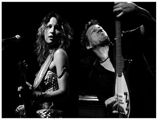 Ana Popovic & Band (Reload) ANHÖREN & ANSEHEN
