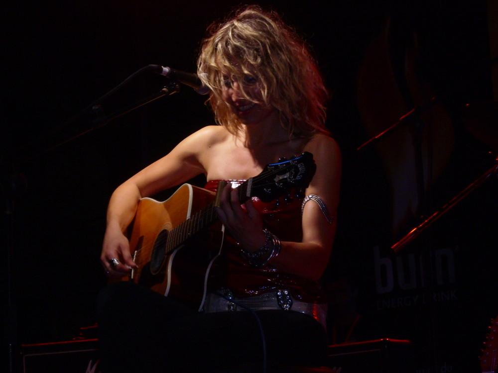 Ana Popovic (Festival Blues Alcamo '07)