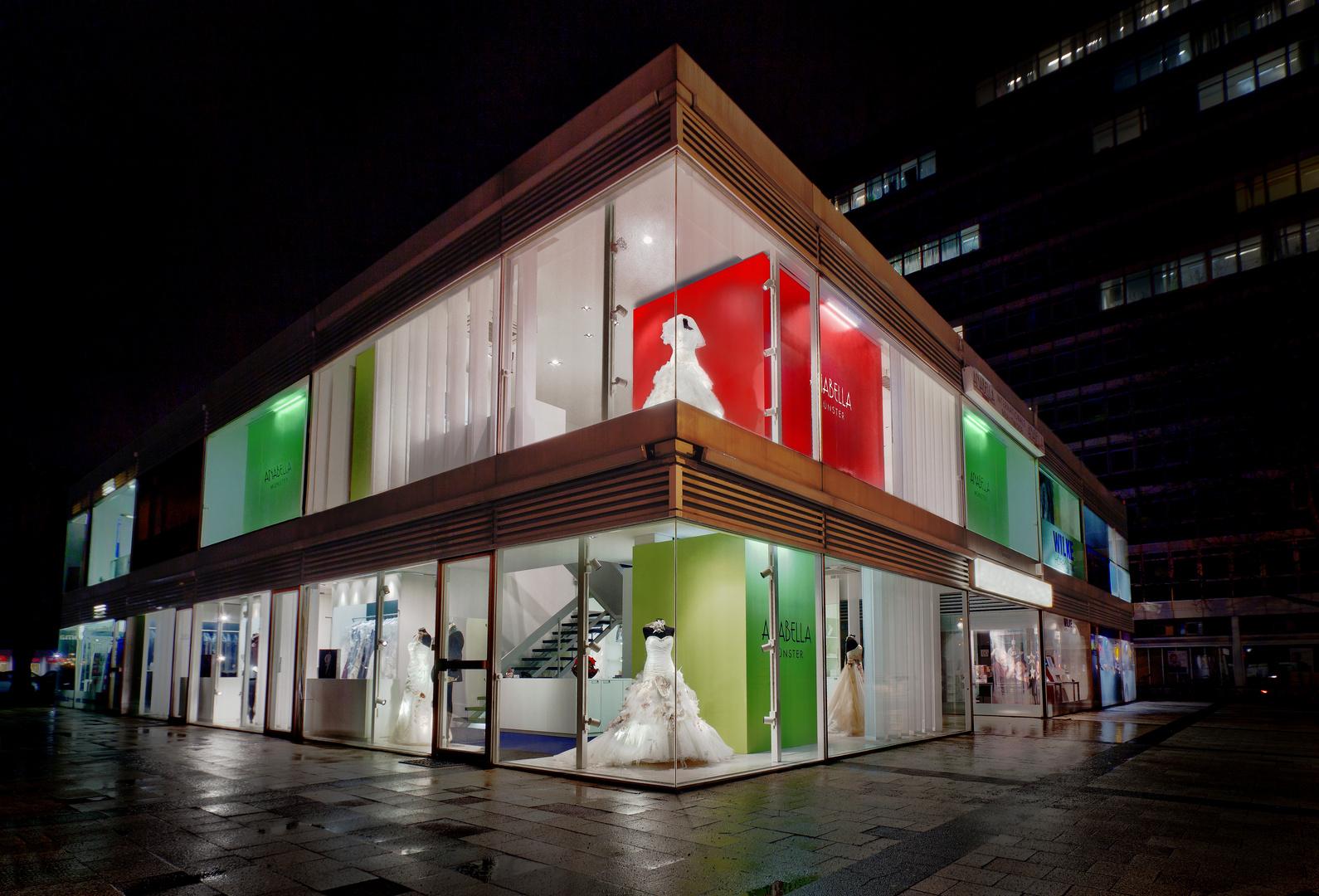 Anabella Münster - internationale Brautmode - Architekturfoto by Sebastian Cintio Photography