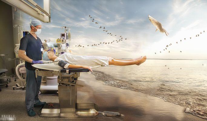 Anästhesie - Schlafinduktion