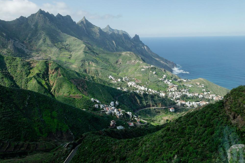 Anaga Gebirge1
