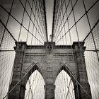 Analoge Fotografie: Brooklyn Bridge