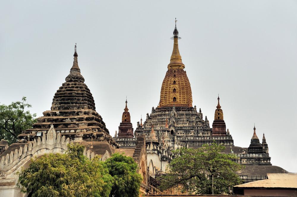 Ananda Temple 2