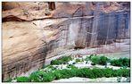 Anasazi-Ruinen im Canyon De Chelly - Arizona, USA