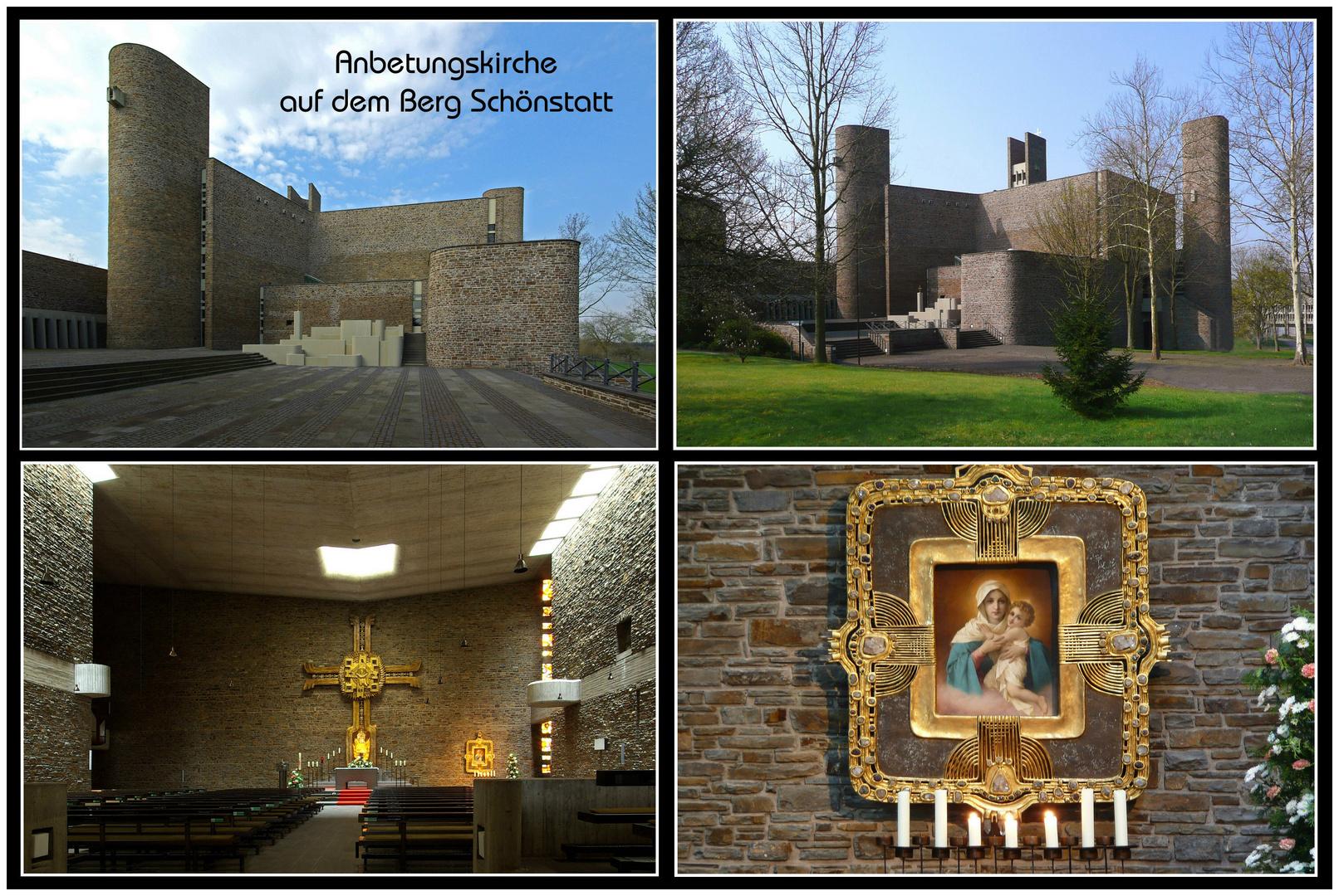 Anbetungskirche der Schönstätter Marienschwestern