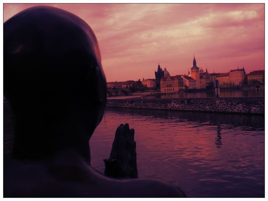 anbetungsvolles Prag!