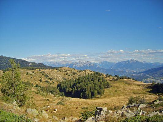 Ancelle, Les Alpes