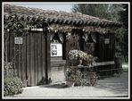 Ancien magasin des années 1900 (vente de confiture et autres)