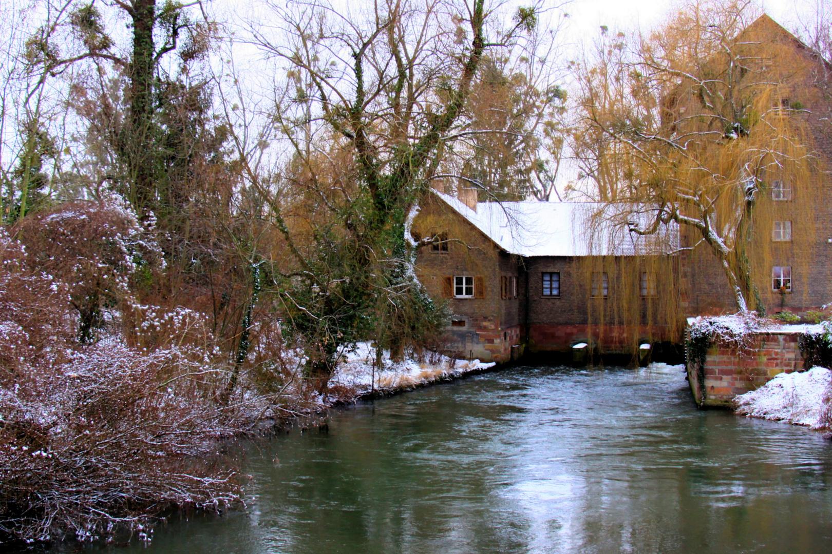 ancien moulin!