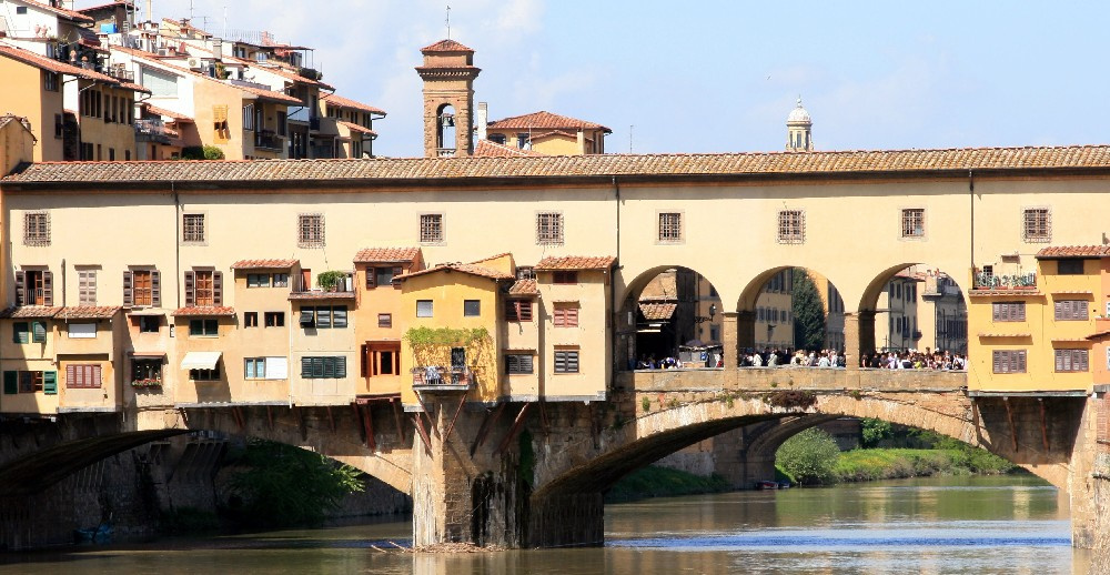 Ancora domenica mattina a Firenze...
