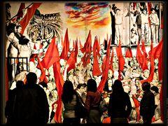 Ancora folla ai funerali di Togliatti