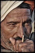 and again ...smoking man