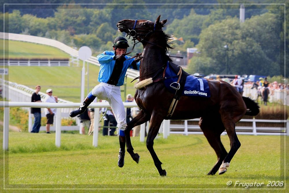 ...And Jockeys can fly!  Part 2