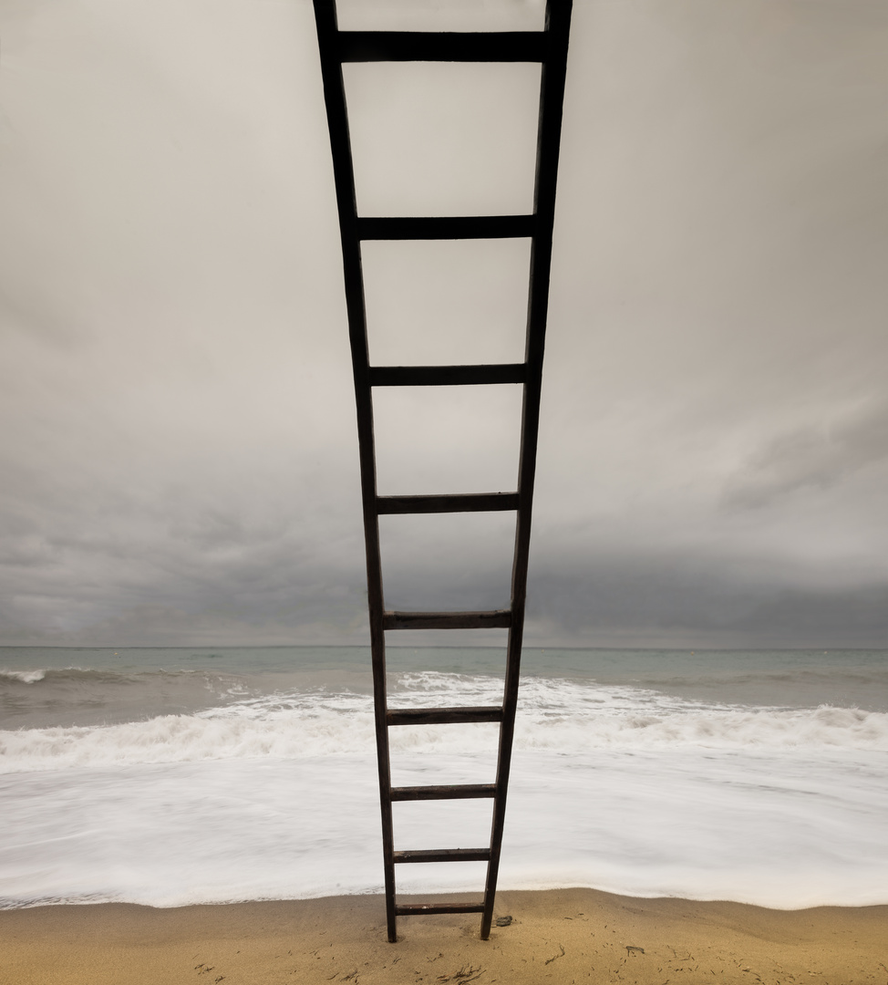 And she buy a stairway to heaven.