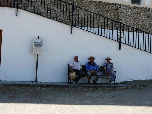 Andalous - Fuente del Conde Juin 2008