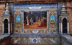 Andalusia: mosaici