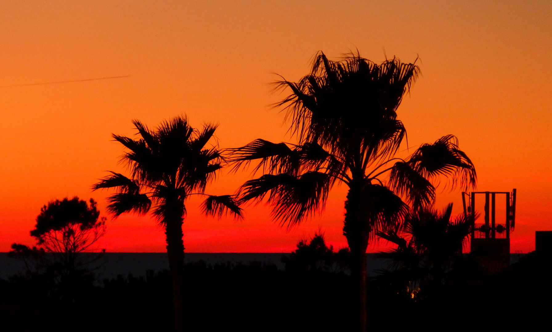 Andalusian Sunset
