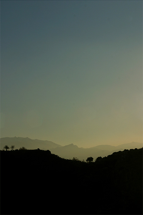 Andalusien - I.
