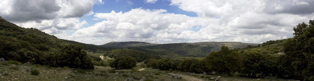 Andalusien Panorama