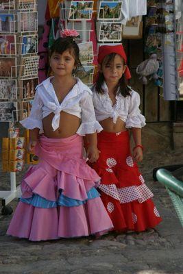 Andalusiens Nachwuchs