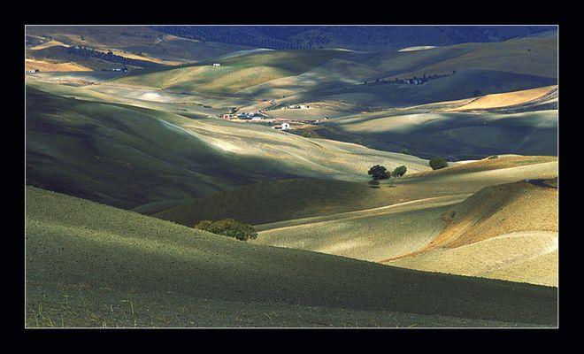 Andalusische Landschaft II