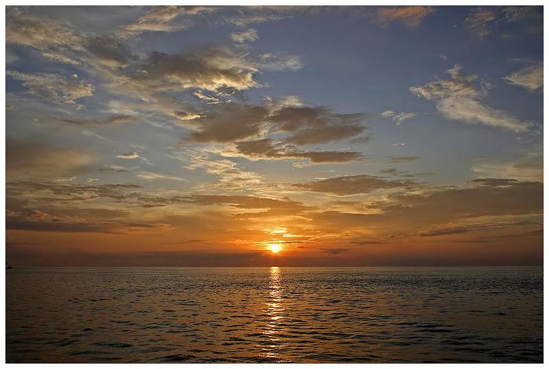 Andaman-Sunset