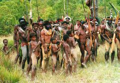 Andere Welt...West- Papua