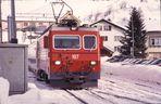 Andermatt im Winter 1998