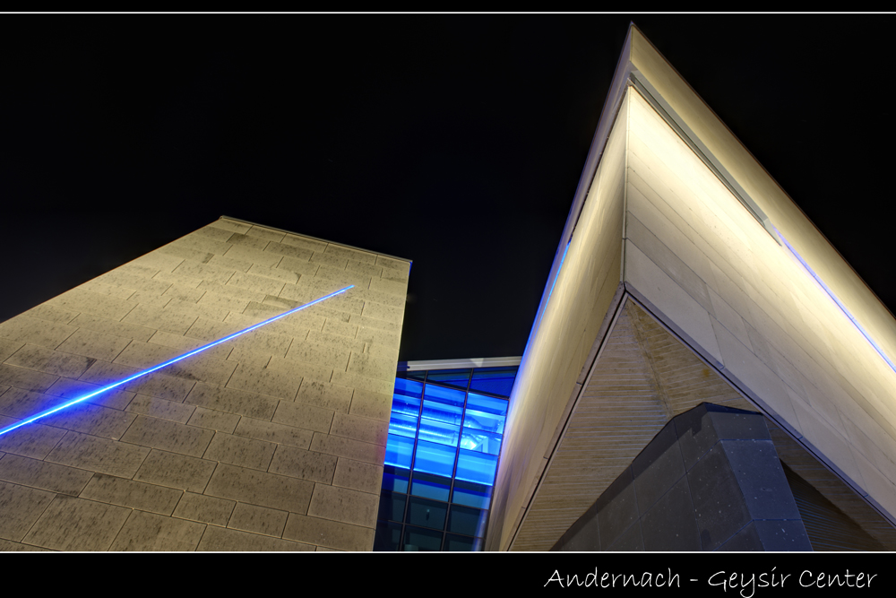 Andernach - Geysir Center