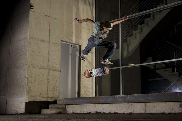 Anders Prey - BS Kickflip